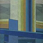 AP sem trânsito na janela – óleo sobre tela, 0,60 x 1,00 m – 1979. Acervo do Artista