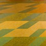 Geometria da Terra nº 14 – óleo sobre tela, 1,20 x 1,80 m – 1982. Coleção Particular