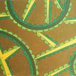 Tecnologia Agrícola nº 02 – Óleo sobre tela, 1,15 x 0,90 m – 1968. Acervo do artista.