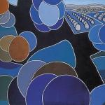 Café – óleo sobre tela, 1,80 x 1,20 m – 1970. Acervo do MAM-SP.
