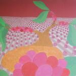 Brasil-Café – óleo sobre tela, 1,30 x 1,00 m – 1975. Acervo do artista.