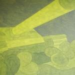Canhão – óleo sobre tela, 1,30 x 1,00 m – 1975. Acervo do artista.