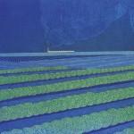 Café Solúvel – óleo sobre tela, 1,30 x 1,00 m – 1977. Acervo do artista.
