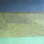 Paisagem Rural nº 34 – óleo sobre tela, 1,30 x 1,00 m – 1978. Acervo do artista.