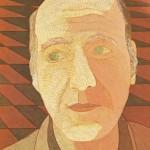 Retrato de Arcangelo Ianelli – óleo sobre tela, 0,80 x 1,00 m – 1983. Acervo do Museu de Arte Brasileira (MAB) - FAAP.