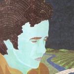 Retrato de Siron Franco – óleo sobre tela, 0,80 x 1,00 m – 1983. Acervo do Museu de Arte Brasileira (MAB) - FAAP.