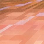Geo/Metria nº 56 – óleo sobre tela, 1,80 x 1,20 m – 1984. Coleção Particular.