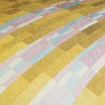 Planos Agrícolas nº 8 – óleo sobre tela, 1,40 x 0,90 m – 1987. Acervo do artista.