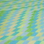 Geometria Rural nº 3 – óleo sobre tela, 1,20 x 0,75 m – 1987. Acervo do artista.