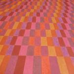 Áreas de Cor nº 40 – óleo sobre tela, 1,00 x 1,00 m – 1989. Acervo do artista.