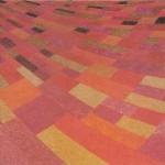 Áreas de Cor nº 06 – óleo sobre tela, 1,80 x 1,20 m – 1989. Coleção particular.