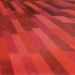Erosão da Cor Carmim – óleo sobre tela, 1,80 x 1,20 m – 1991. Acervo do artista.