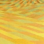 Erosão da Cor Amarela – óleo sobre tela, 1,80 x 1,20 m – 1991. Acervo do artista.