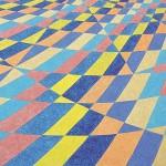 Paisagem Sub-Atômica nº 12 – óleo sobre tela, 1,70 x 1,20 m – 1992. Acervo do artista.