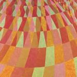 Paisagem Sub-Atômica nº 20 – óleo sobre tela, 1,20 x 1,70 m – 1993. Acervo do artista.