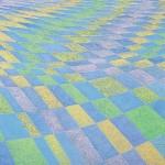 Área de Cor nº 13 – óleo sobre tela, 1,60 x 1,05 m – 1993. Acervo do artista.