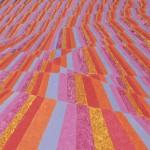 Movimento da Cor nº 21 – óleo sobre tela, 1,10 x 1,70 m – 1994. Acervo do artista.