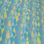 Alegoria da Cor nº 20 – óleo sobre tela, 1,00 x 1,50 m – 1996. Acervo do artista.